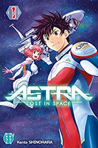 Astra - lost in space Edition simple Tome 1