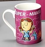 Design@Home Tasse Super Mama