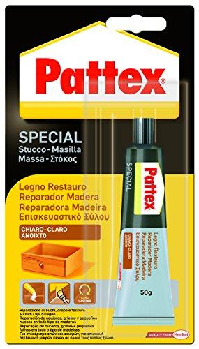 pattex-1476785-special-restauro-legno-50-g-chiaro