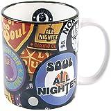 Northern Soul Mug. Cool Funky 70's Music Retro Stylish Gift