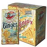 24er Instant Getränkepulver Ginger Bolero Ingwer