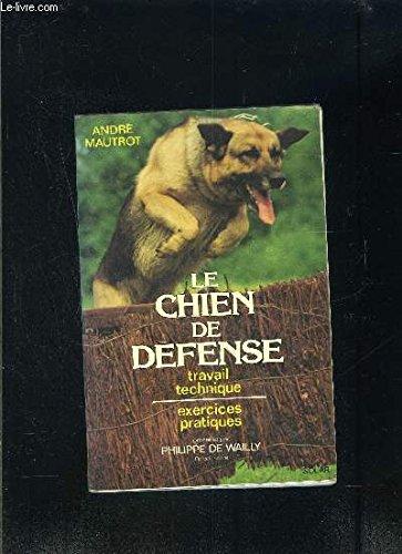 Le chien de defense/travail technique, exercices pratiques