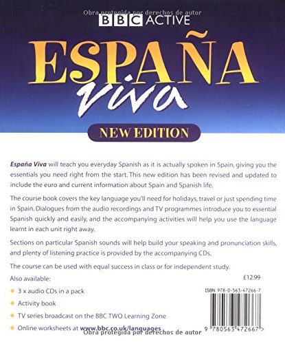 ESPANA VIVA COURSEBOOK NEW EDITION