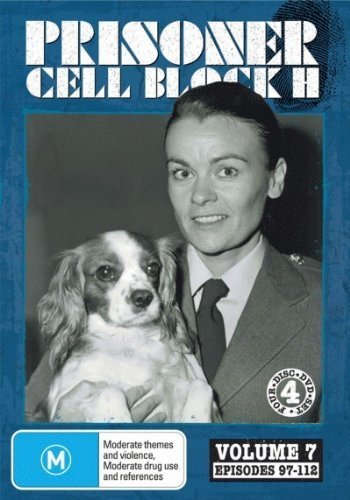Prisoner: Cell Block H - Vol. 7 (Ep. 97-112) - 4-DVD Set ( Caged Women ) ( Women Behind Bars ) by Alan Hopgood (Woman-dvd Caged)