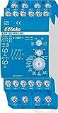 Eltako ESR12Z-4DX-UC - Relè di commutazione, interruttore per corrente di sovraccarico a 4 ingressi