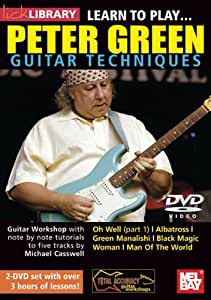 Learn to Play - Peter Green [DVD] [NTSC]