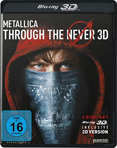 Metallica - Through the Never - Dolby Atmos [3D Blu-ray inkl. 2D] Philips 6 Stereo