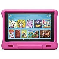 Das neue Fire HD 10 Kids Edition-Tablet |10,1 Zoll, 1080p Full HD-Display, 32 GB, pinke kindgerechte Hülle