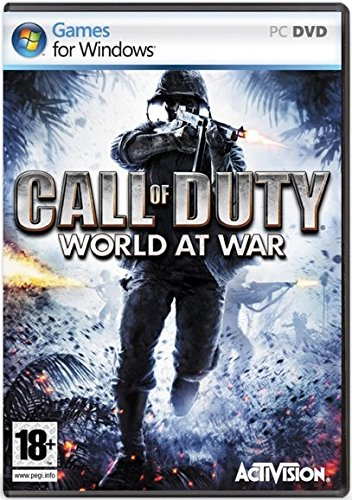 Call of Duty: World At War (PC) 51UQmt33l5L
