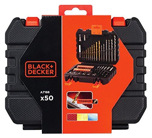 Zoom IMG-3 black decker a7188 xj set