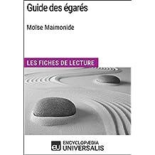 Guide des égarés de Moïse Maimonide: Les Fiches de lecture d'Universalis