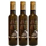 3x L'Estornell Smoked Oil Natives Olivenöl Extra 'Olivenöl mit Rauchnote', 250 ml