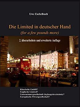 Die Limited in deutscher Hand: For a few pounds more