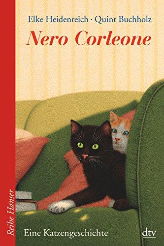 Preisvergleich Produktbild Nero Corleone: Eine Katzengeschichte (Reihe Hanser)