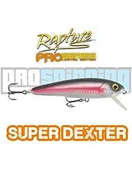 RAPTURE - SUPER DEXTER- Señuelo pesca - Spinning - COLOR PKS