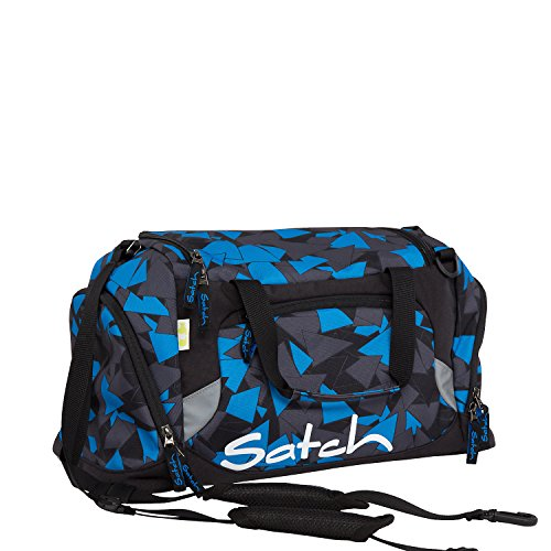Satch Sporttasche II Blue Triangle 9D6 dreieck blau - Blues Dreieck