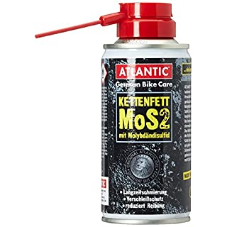 Atlantic Mos2 7092 Dose Kettenfett, Weiß, 150 ml