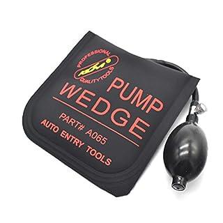 MICG Gummi Auto Eintrag Airbag Leistungsstark Hand Pumpe Locksmith Werkzeug Auto Tür Öffner Air Wedge Zentrierwerkzeug aufblasbar Zwischenlage