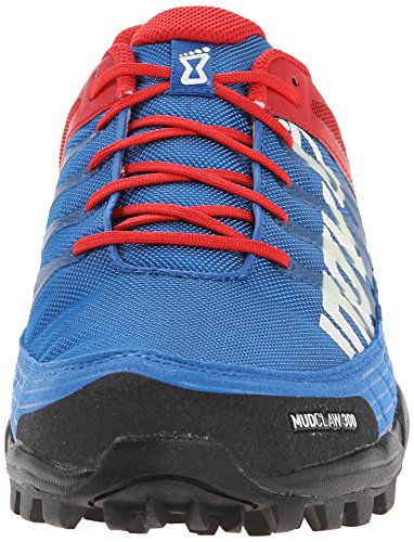 Inov-8 Mudclaw 300 Fell Chaussure De Course à Pied (Precision Fit) - AW15 blue