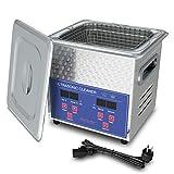 Pulitore ad ultrasuoni riscaldato Parts Cleaner 2L per pistole carburatori iniettori gioielli in Automotive uso medico arma da fuoco industria e Home Jakan 110V/V