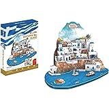 3D Puzzle Islas San Torini Grecia Santorini Islands Griechenland îles Santorin isole Σαντορίνη
