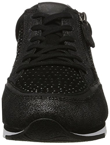 Gabor Shoes Fashion, Scarpe da Ginnastica Basse Donna Nero (schwarz 17)