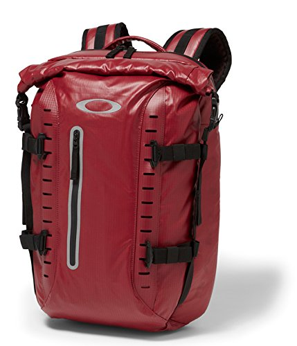 Oakley Motion 26 Pack - Mochila, color rojo, talla 0