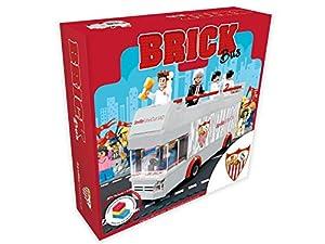 Sevilla FC Brick Bus, Multicolor, Talla Única (Eleven Force 10636)