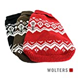 Wolters Norweger Pullover 40cm braun/weiss