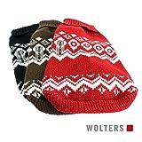 Wolters Norweger Pullover 50cm schwarz/weiss