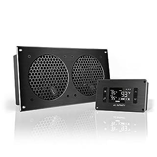 AC Infinity AIRPLATE T7, leises Kühllüftersystem 12