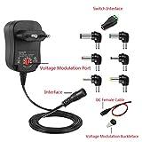 Befaith Convertisseur de transformateur d'adaptateur d'alimentation d'énergie de...