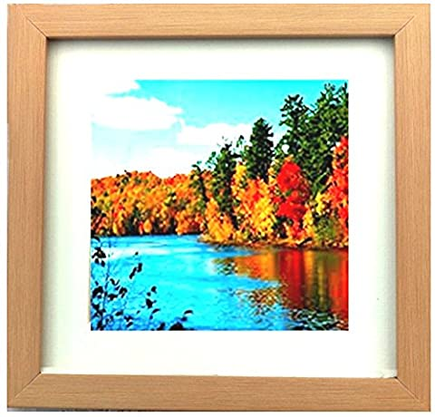 The Frame Centre Picture Photo Frame & REMOVABLE Mount. Picture Size: 18x18