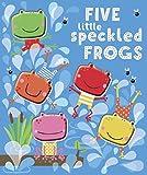 Five Little Speckled Frogs (Board Book)