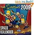 The Simpsons 2009 Spass Kalender. Wandkalender