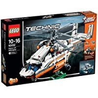 Lego Technic 42052 Heavy Lift Helicopter (White)