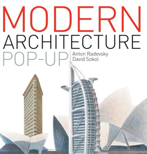 Best E Book The Modern Architecture Pop Up Book Free Collection