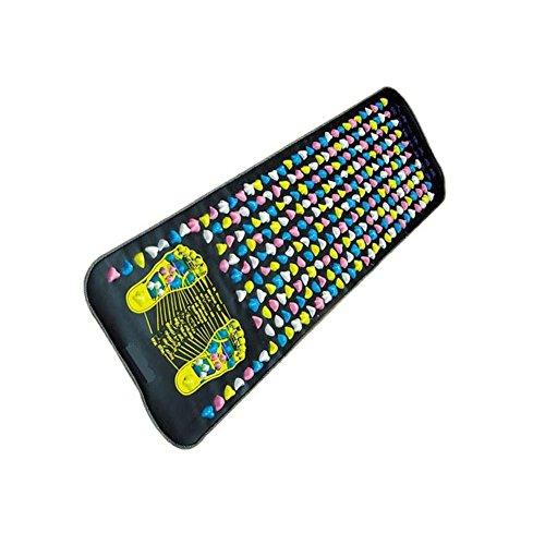 Preisvergleich Produktbild GUO Fußmassage Decke zu Hause Teppich-Pad Fußmassage Fuß Kies Akupressur gehen