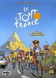 Le Tour de France, Tome 1 : Le Tour de France en bandes dessinées
