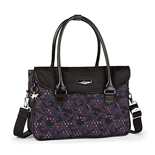 Kipling - SUPERWORK S - Bolso Para Portátil - Soft Camo Bl - (Multi color)