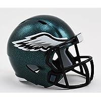 PHILADELPHIA EAGLES NFL Riddell Speed POCKET PRO MICRO / POCKET-SIZE / MINI Football Helmet