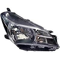 Faro Derecho H4 para Toyota Yaris D Apres siete 2014