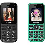 Forme N5+ Combo (Black-Red & Green-Black)