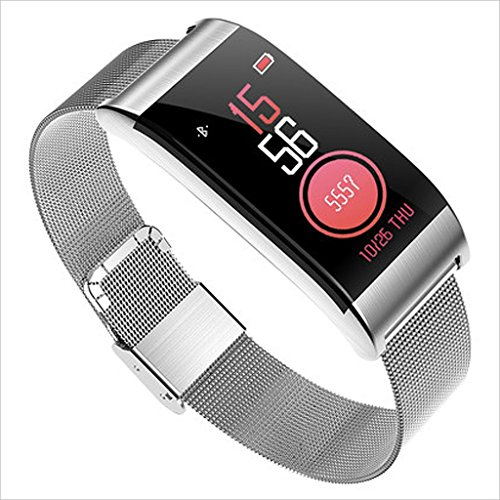 XHZNDZ Fitness Tracker HR, Activity Tracker mit Herzfrequenz und Blutdruck Monitor, Fitness Watch IP67 Wasserdicht Fitness Tracker für Kinder Frauen und Männer Health Tracker Armbänder (Iphone 3g-armband)