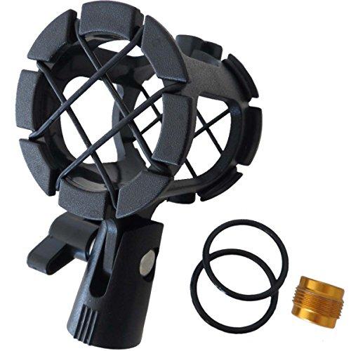 keep-drum-pcmh1-ragno-per-microfono-per-superficie-tubo-microfoni-elastica-communication-shockmount