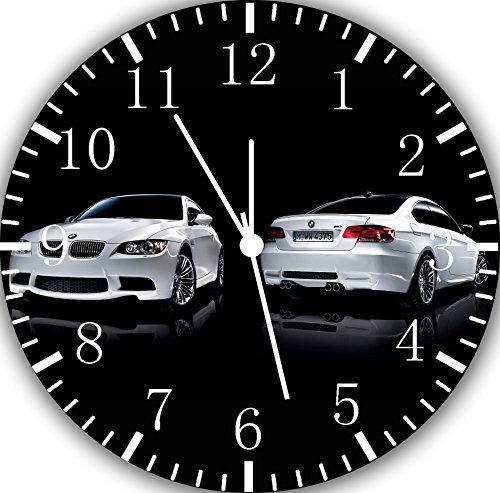 BMW Wanduhr 25,4cm Will Be Nice Gift und Raum Wand Decor X05