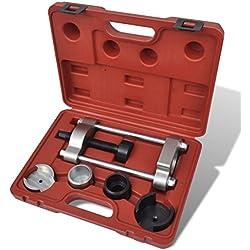 vidaXL Set herramientas para rótulas de suspensión modelo BMW serie 3 Extractor