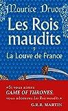 Les Rois Maudits 5: La Louve De France (Ldp Litterature)