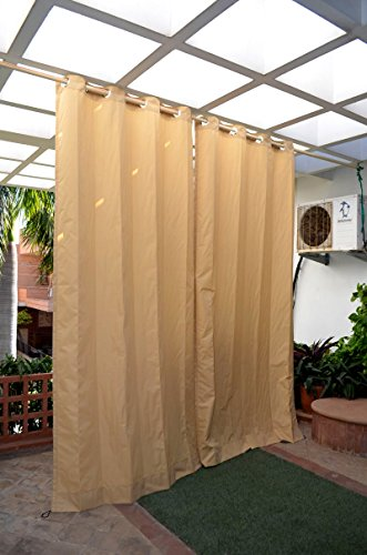 check MRP of waterproof outdoor curtains HIPPO