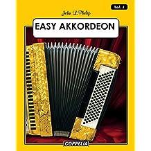 Easy Akkordeon - Vol. 1 (English Edition)